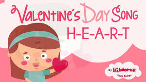 heart song for kids valentine u0027s day song valentine song the