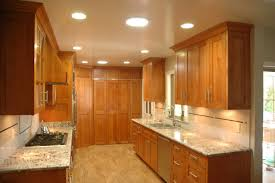 Marvellous Galley Kitchen Lighting Images Design Inspiration Kitchen Outstanding Galley Kitchen Designs With Island Galley