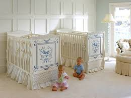 Bedding For Mini Crib by Uncategorized Twins In One Crib Cots Twins Mini Cribs For Twins