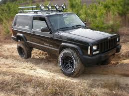 jeep xj lifted jeep cherokee 3