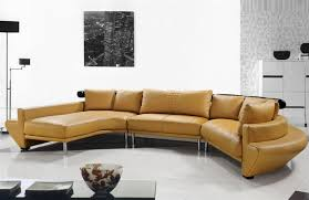 beige leather sectional sofa ultra modern leather sectional sofa set tos lf 2056