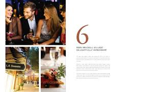nine at mary brickell village brochure