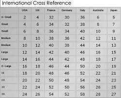 us size uk size chart conversion