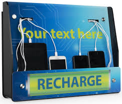 ipad wall mount charger public ipad charge kiosk