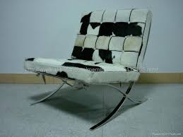 barcelona chair upper end replica by mies van der rohe mls004