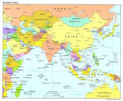 Asia Map by Asia Maps Mesmerizing Asiamap Evenakliyat Biz