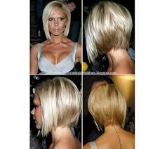 posh spice bob hair cuts victoria beckham asymmetrical bob hairstyle artist indonesia