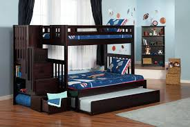 Loft Bunk Bed With Stairs Bunk Bed With Staircase Bunk Bed With Stairs Loft