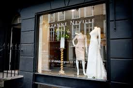wedding dress shops london showroom knightsbridge london suzanne neville