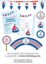 Nautical Party Theme - 126 best nautical party images on pinterest nautical party