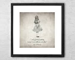 alice wonderland etsy