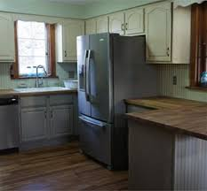 what color cabinets with slate appliances 2020 kitchen trends slate gray refrigerators diy style