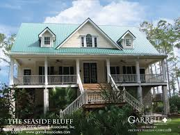 Coastal Style Homes by Home Design Exquisite Garrell Associates Surprising House Plans