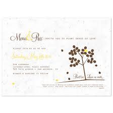 Wedding Invitations San Antonio Life Plantable Wedding Invitation Plantable Wedding Invitations