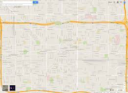 Map Of Phoenix by Stop What You U0027re Doing And Play Pac Man On Google Maps Now One