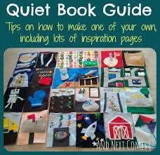 how to make a quiet book a guide to making one of your own and