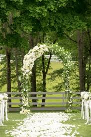 Outdoor Backyard Wedding Tented Backyard Wedding With Equestrian Details At A Family Farm