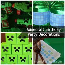minecraft birthday supplies minecraft birthday party decorations arcade party