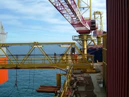 offshore access interface bridge eng cad engineering