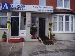 guest house the address blackpool uk booking com