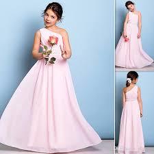 blush junior bridesmaid dresses 2017 blush pink junior bridesmaid dresses a line spaghetti straps