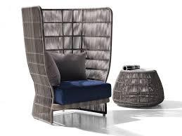 Patricia Urquiola Armchair Canasta U002713 Garden Armchair By B U0026b Italia Outdoor Design