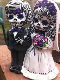 day of the dead wedding cake topper 29 best skull wedding cakes images on skull wedding