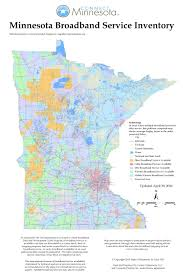 Maps Mn Turning The Broadband Map From Green To Gold Ground Level