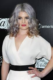 salt and pepper hair with lilac tips 12 celebrities who made the gray hair dye trend look gorgeous