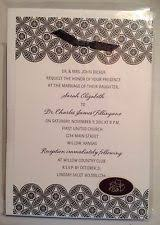 wedding invitations hallmark hallmark wedding invitation and stationery ebay