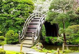 backyard bridges 15 japanese inspired garden bridges home design lover