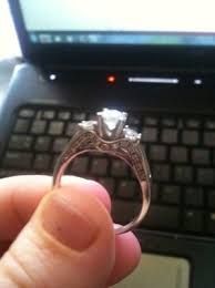 Wedding Rings At Walmart by Does It Matter If Your Ring Is Real Or Fake Weddings Wedding