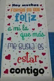 imagenes de carteles de amor para mi novia hechos a mano resultado de imagen para regalo barato pero tierno para mi novio