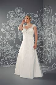 Wedding Dresses With Bows Amazing Plus Size Wedding Dress Designers Stocked In Scotland