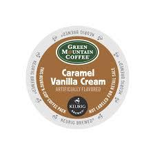 green mountain caramel vanilla cream k cup coffee 96ct