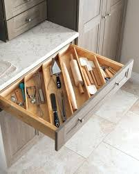 kitchen cabinet knife drawer organizers kitchen cabinet drawer dividers best drawer dividers ideas on