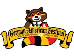 German American Flag German American Festival Home
