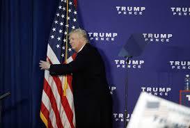 Flag Burning Legal Donald Trump U0027s Assault On The First Amendment Chicago Tribune
