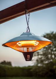 outdoor patio electric heaters hanging electric heater with halogen element this patio heater is