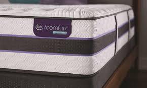 Serta Comfort Mattress Icomfort Applause Ii Hybrid Plush Queen Mattress Haynes