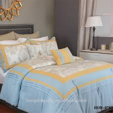 hotel bedding set hotel products bed sheet designs for hotel linen