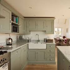 paint kitchen cabinets green renovated schoolhouse to family house ideal home green