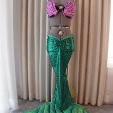 Mermaid Halloween Costume Mermaid Costume Products Wanelo