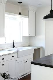 Kitchen Cabinets With Hinges Exposed White Knobs For Kitchen Cabinets Wall Of Black Inset Shaker