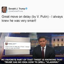 Trevor Noah Memes - donald trump gif by the daily show with trevor noah find share