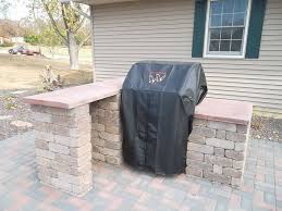 Large Paver Patio Design With Grill Station Bar Plan No by Best 25 Patio Grill Ideas On Pinterest Grill Station Outdoor