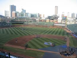 Chicago Cubs Seat Map by Wrigley Field Section 417 Chicago Cubs Rateyourseats Com