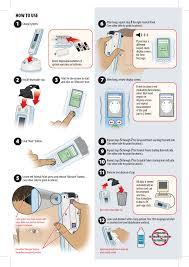 infrascanner brain hematoma screening visual user guide