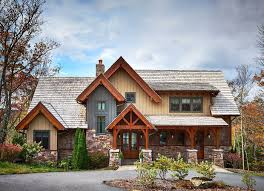 mountain architecture floor plans plan 18716ck informal mountain living mountain vacations