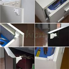 Baby Cabinet Locks Magnetic 11 Pcs Magnetic Cabinet Locks Baby Safety Set 8 Locks 3 Keys